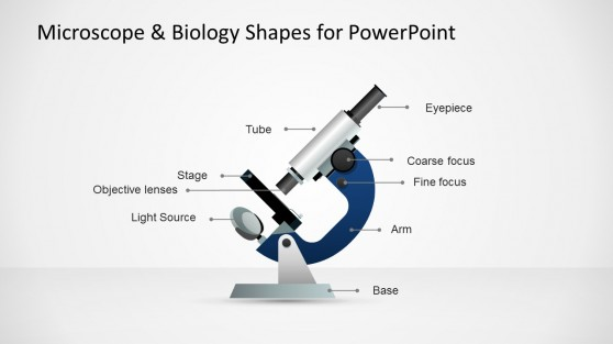 Microscope Clipart For PowerPoint