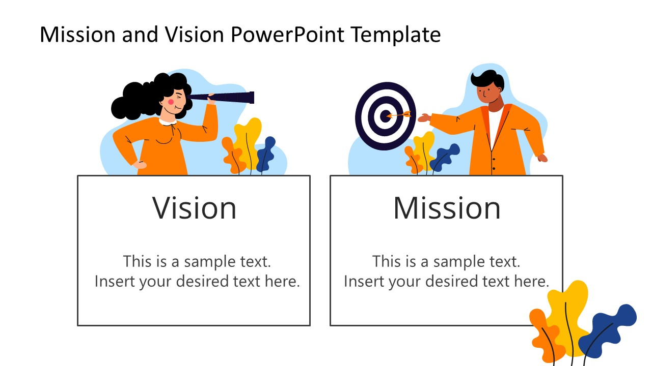 Vision and Mission Statement PowerPoint
