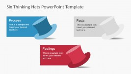 Three Thinking Hats for PowerPoint