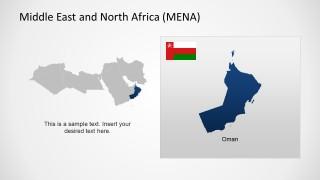 Middle east north africa map template for powerpoint slidemodel middle east north africa map template for powerpoint is a presentation template containing useful maps that represent the mena region toneelgroepblik Images