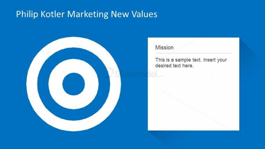 Mission Concept of Marketing New Values Description