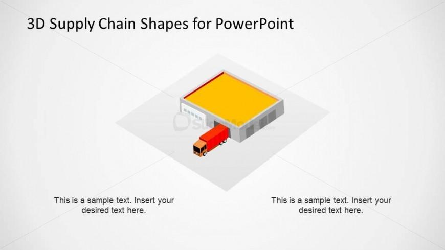 Supply Chain Diagram Supplier Shape