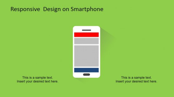 Responsive Devices Clipart Smartphone Design Slide