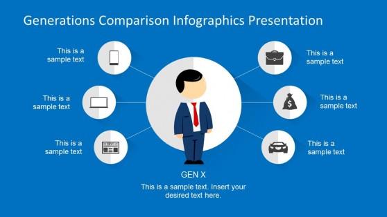 Gen X PowerPoint Slide Design