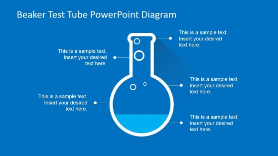 PowerPoint Presentation Slides of Test Tube