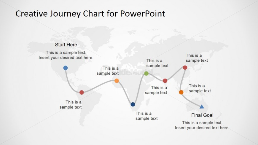 flight schedule template - powerpoint presentation for a flight schedule slidemodel