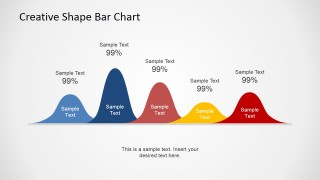 Creative Wave PowerPoint Shape