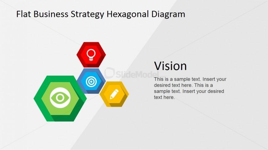 cool and modern design for business presentation slidemodel