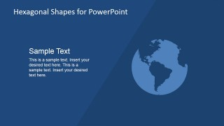 Earth Vector for PowerPoint