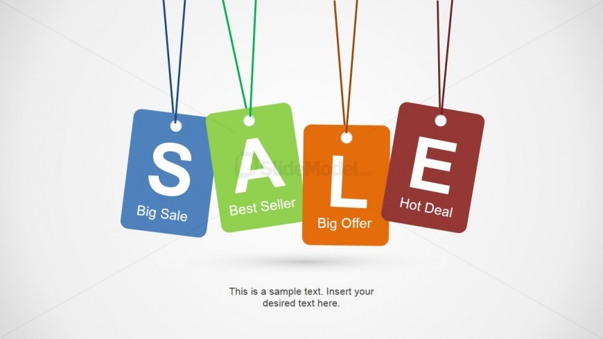 Template Designs for Shopping Promos