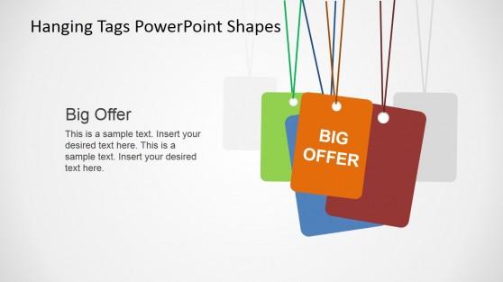 Sales Brochure Big Offer Using PowerPoint