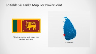 PowerPoint Presentation for Colombo, Sri Lanka