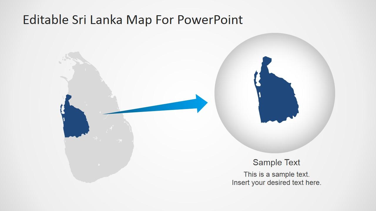 Template Design for Sri Lanka's Weather