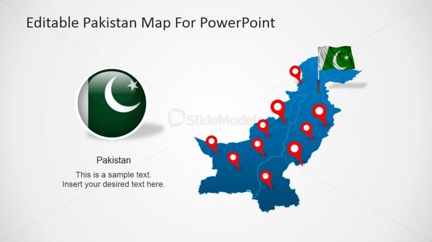 Political Map Presentation Template