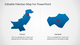 Presentation Design on Pakistan's History
