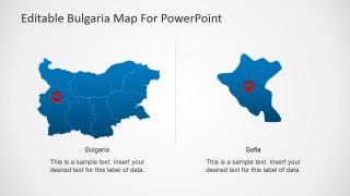 Sofia Tourism PowerPoint Slide