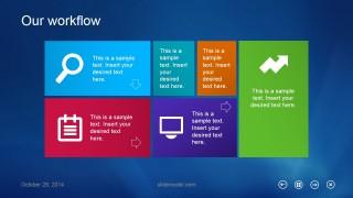 Metro UI Slide Design for PowerPoint