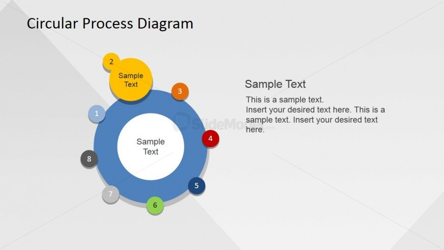 PowerPoint Design Business Process Presentation