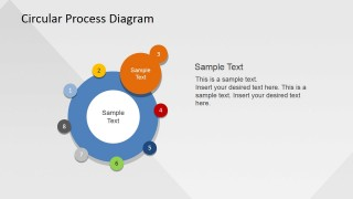Process Presentation PowerPoint Template