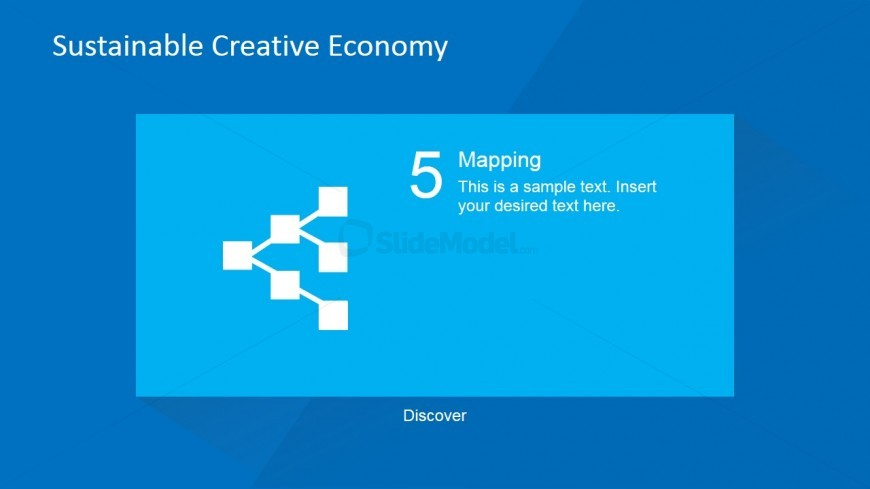 Mapping the creative economy powerpoint design slidemodel mapping powerpoint template toneelgroepblik Images