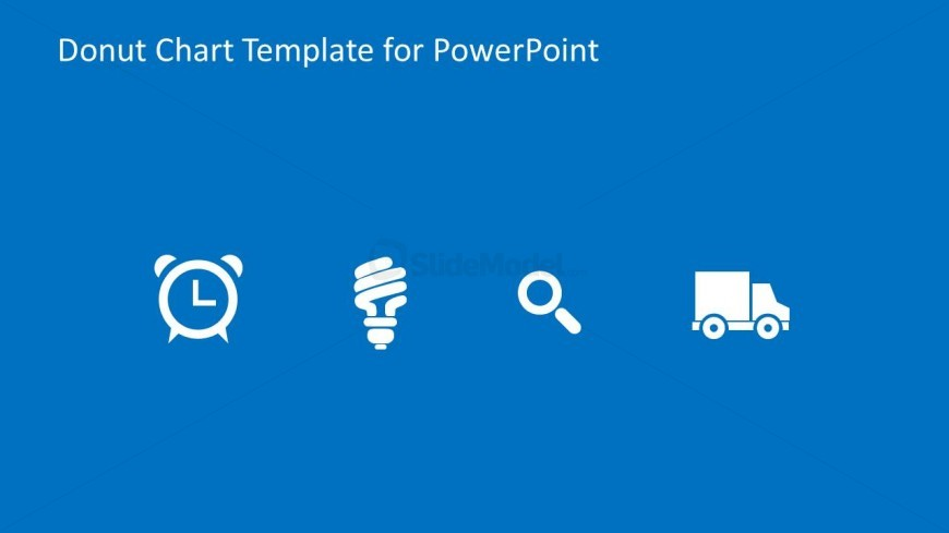 4 Flat Icon Design for PowerPoint