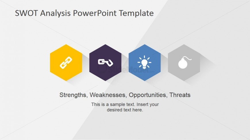 Professional SWOT Icons for PowerPoint - SlideModel