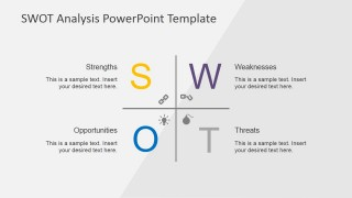 Creative SWOT PowerPoint Templates