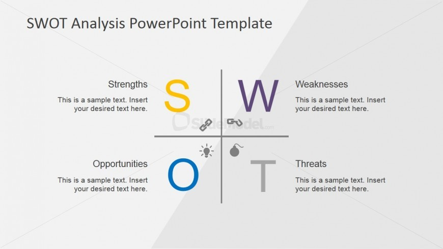 Creative SWOT PowerPoint Templates