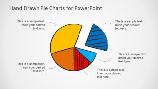 Hand-Drawn Pie Chart Toolkit for PowerPoint - SlideModel