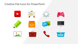 Icons for Business Presentations