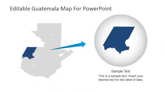 Guatemala Location PowerPoint Presentation