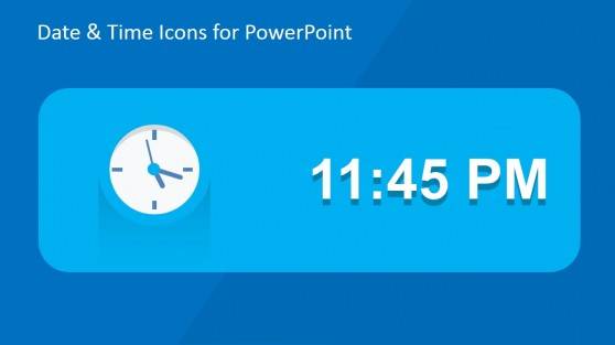 Time Slide Design for PowerPoint