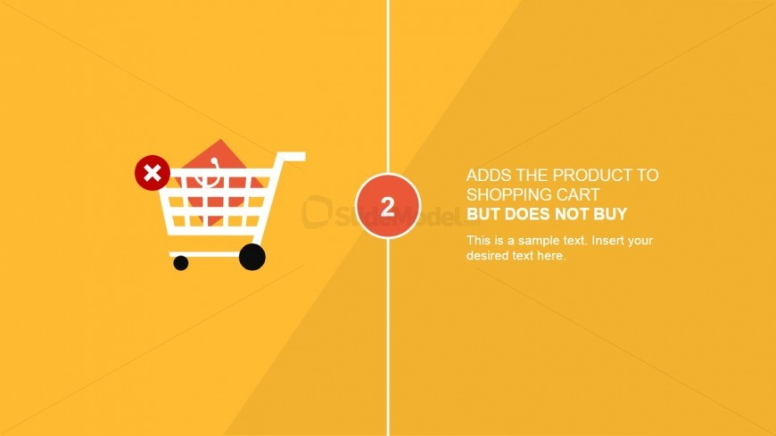 Shopping Cart Clipart Design for PowerPoint