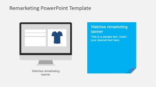 PowerPoint Slide for Google Adwords in Remarketing