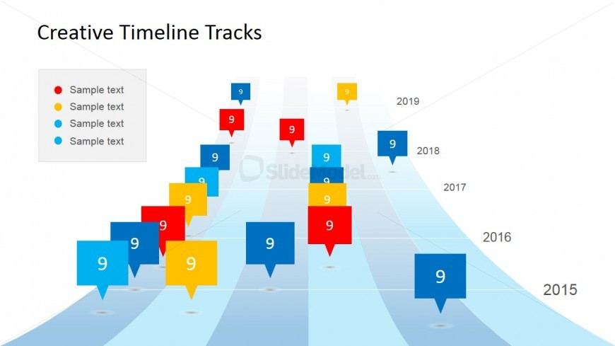 Planning Timeline Idea Design For Powerpoint Slidemodel