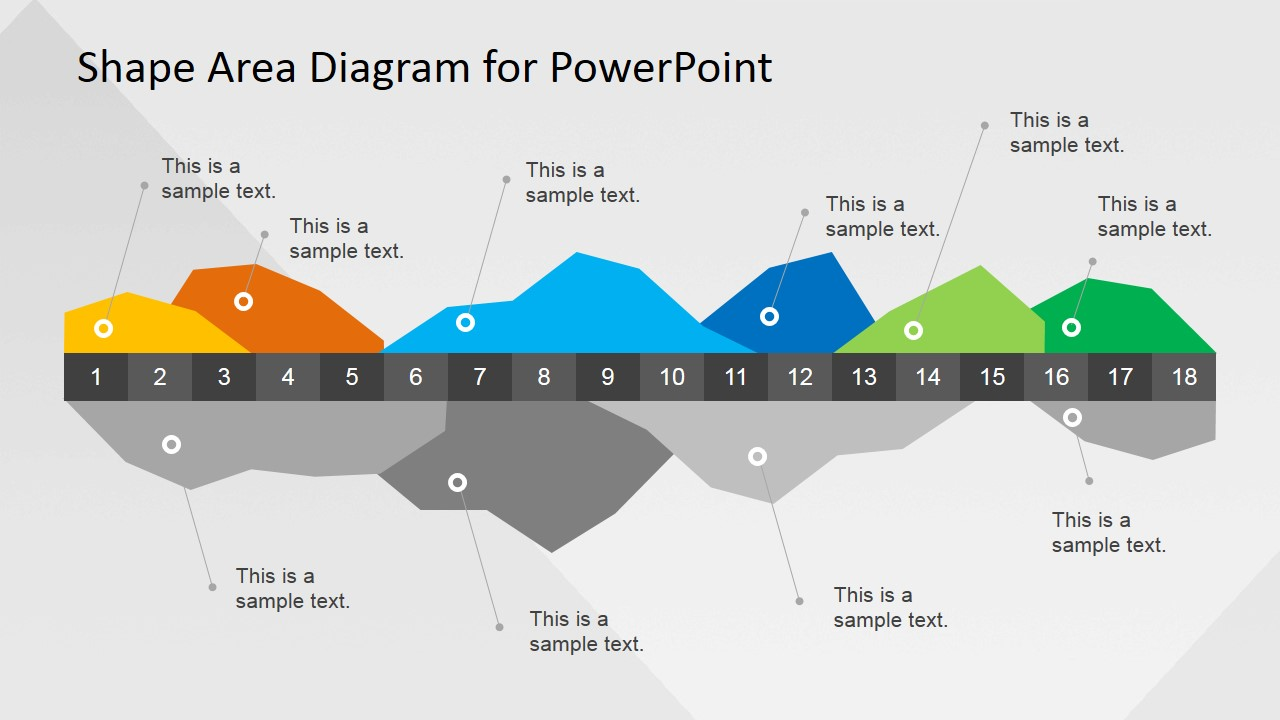 Infographics    Area    Chart Template for PowerPoint  SlideModel