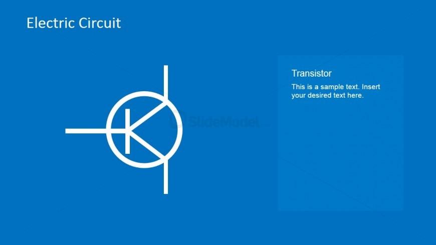 Transistor PowerPoint Template - SlideModel