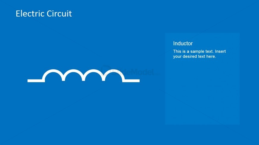 inductor circuit symbol powerpoint template