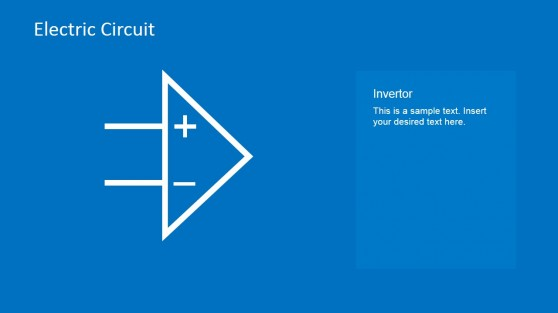 Circuit Inverter PowerPoint Template