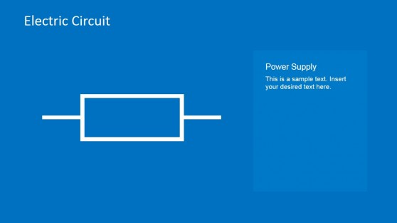 Power Supply PowerPoint Template