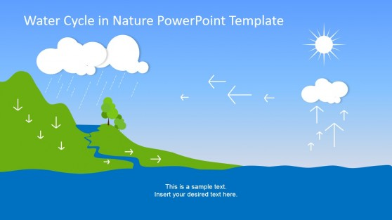 Water Cycle Collection Stage Slide Design