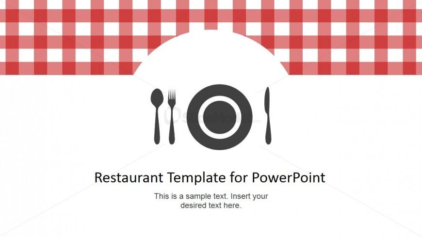 Restaurant Creative Food Menu Recycle