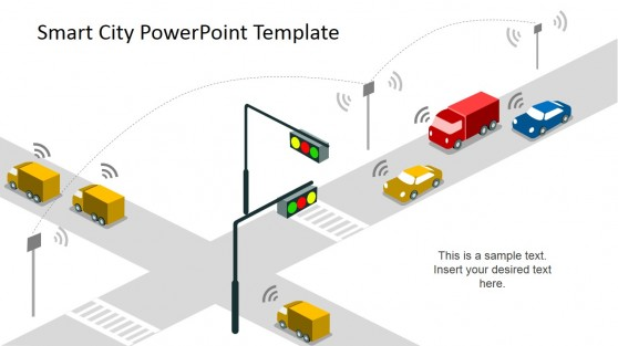 Smart Traffic Slide Design