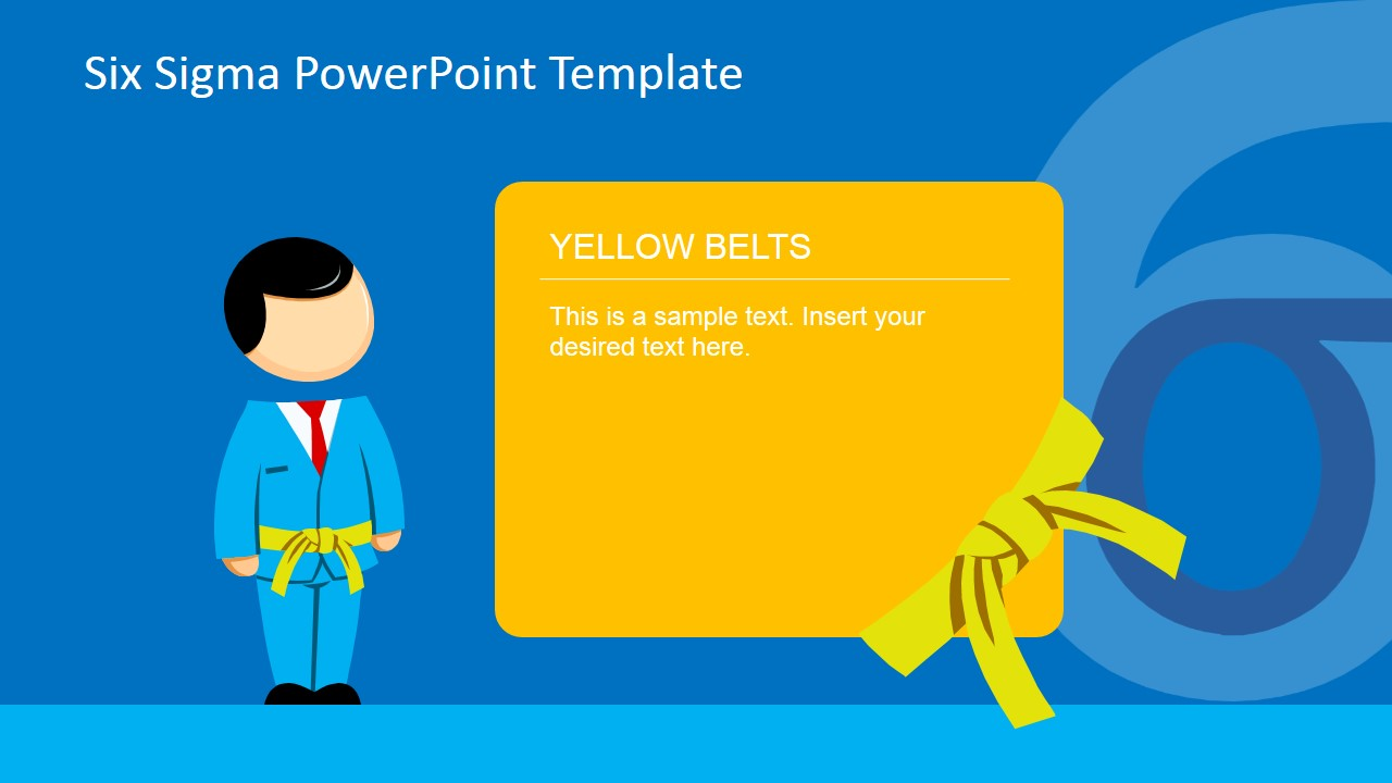 six sigma yellow belt powerpoint presentation