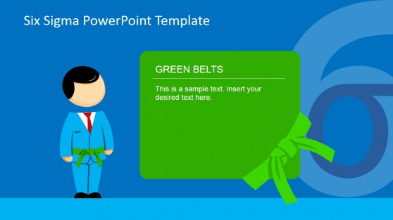Six Sigma Maturity Green Belt Slide