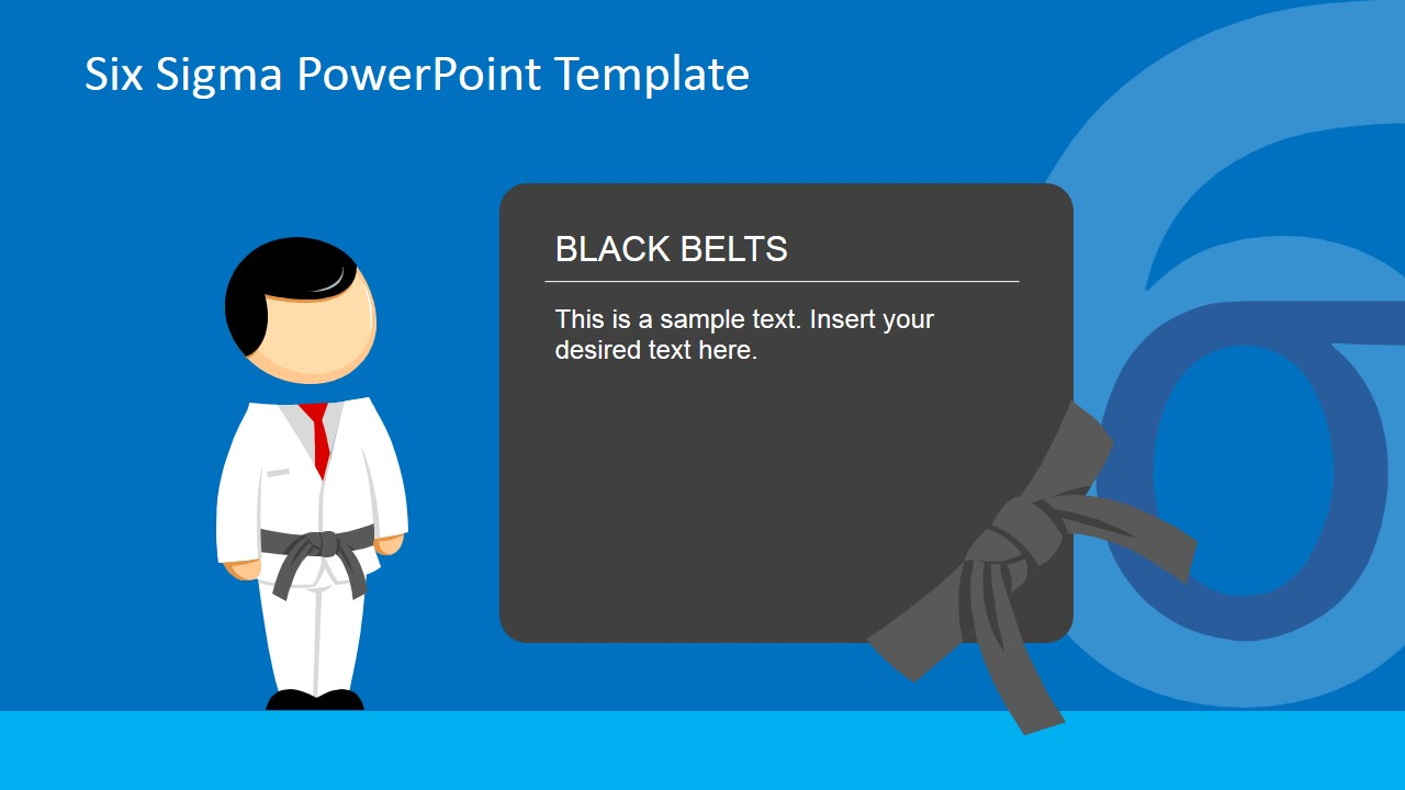 Six sigma belts powerpoint template slidemodel process improvement design powerpoint template toneelgroepblik Gallery