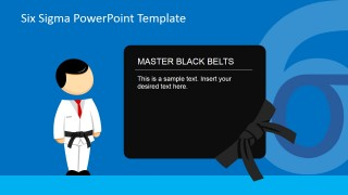 Master Black Belt PowerPoint Presentation
