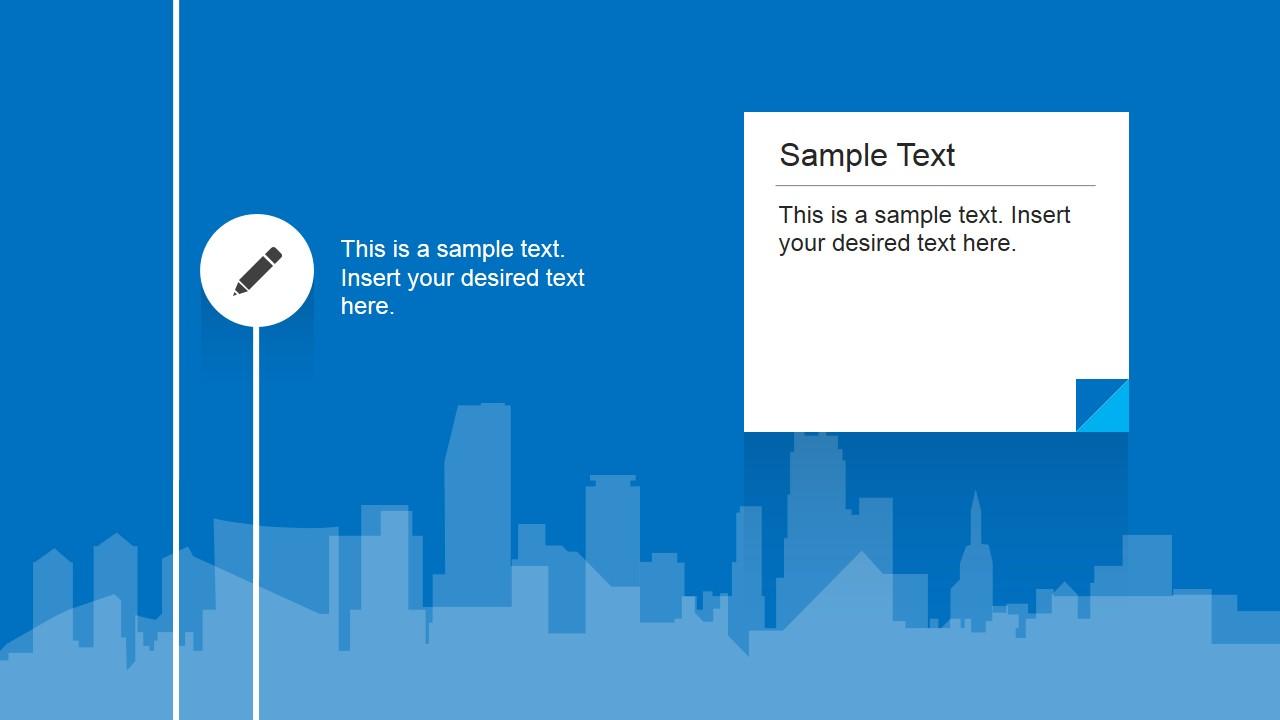 Animated Network Diagram PowerPoint Template - SlideModel