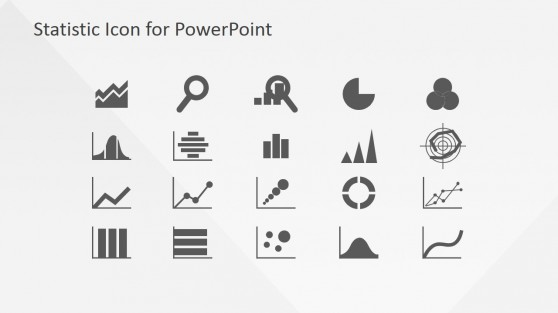 Data Charts and Graphs PowerPoint Template