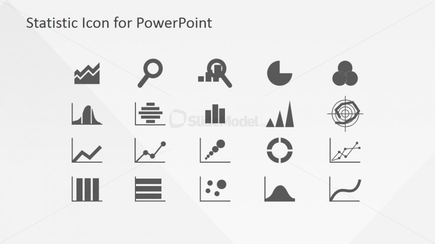 Data Chart and Graph PowerPoint Slide